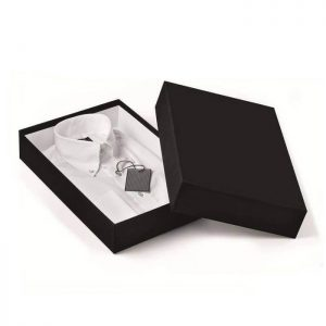 2019 Hot Sale Rigid Paper T-Shirt Packaging Boxes For Shipping2