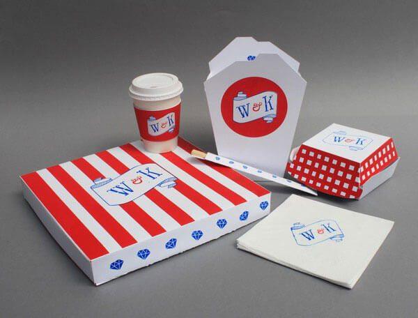2019 Newly Design Takeaway Food Packaging Box Wholesale3