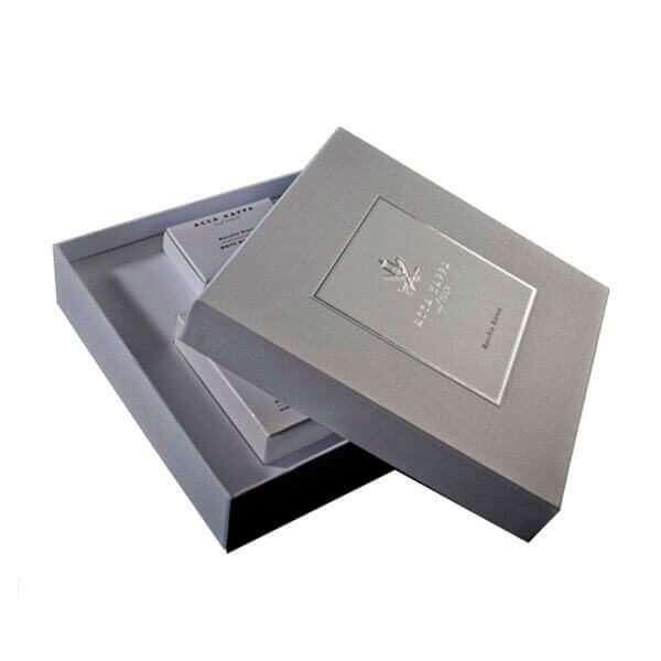 Beautiful Foldable Glossy Lamination Packaging Box For Nail Polish2