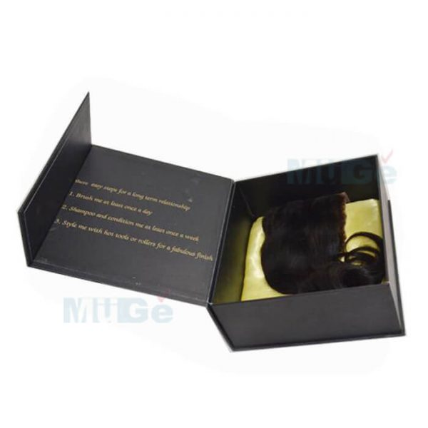 Box Custom Made Luxury Clothing Packaging With Magnetic Flap4