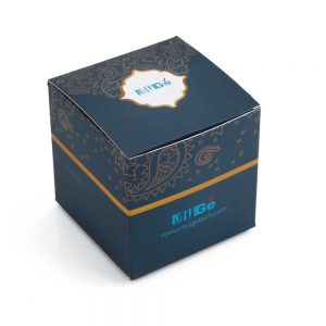 Cardboard Paper Custom Paper Packaging Pearls Box1