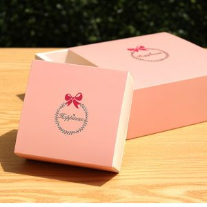 Colorful Printing Small Product Gift Packaging Box2