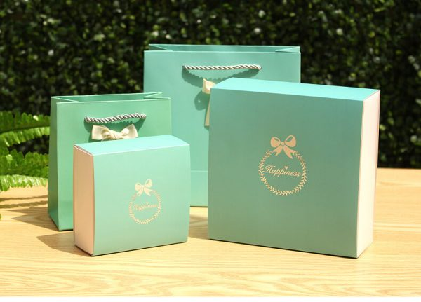 Colorful Printing Small Product Gift Packaging Box3