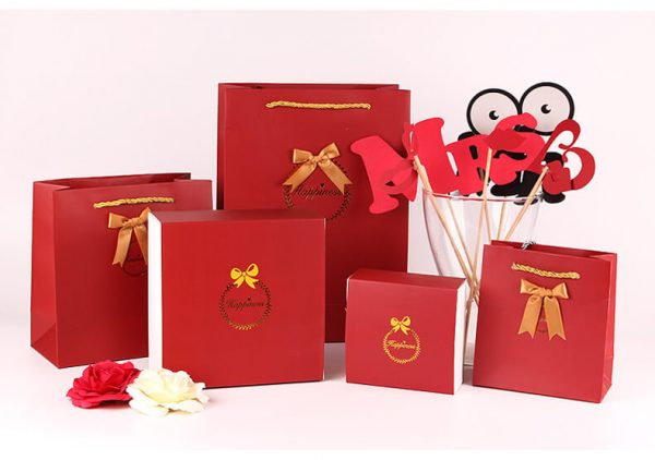 Colorful Printing Small Product Gift Packaging Box4