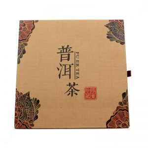 Creative Design Cardboard Tea Leaf Packaging Box1