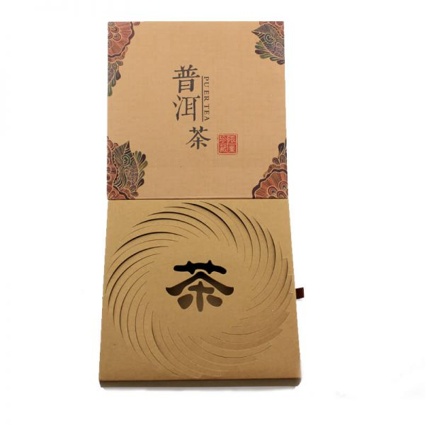 Creative Design Cardboard Tea Leaf Packaging Box3
