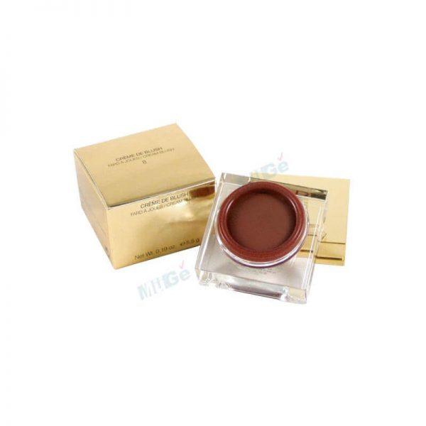 Custom Beautiful Paper Cream Blush Package Box For Sale2