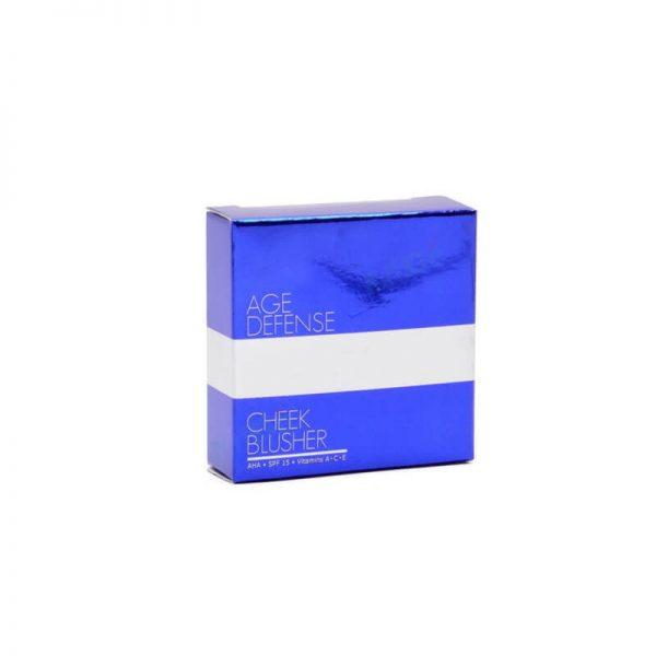 Custom Beautiful Paper Cream Blush Package Box For Sale4