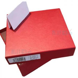 Custom Cardboard Paper Packaging Luxury Belt Box1
