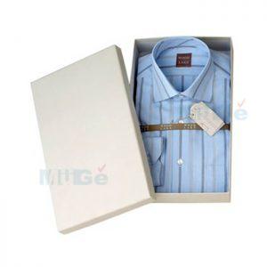 Custom Cardboard Paper Packaging Write Shirt Box2