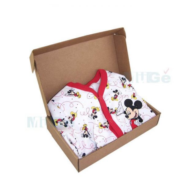 Custom Cheap Folding Corrugated Paper Clothing Packaging3