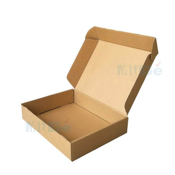 Custom Cheap Folding Corrugated Paper Clothing Packaging4