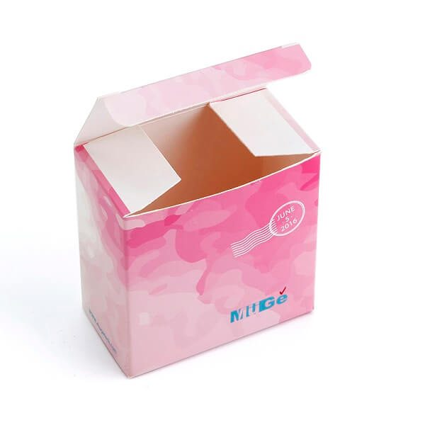 Custom Cosmetic Folded Paper Box Made In China2