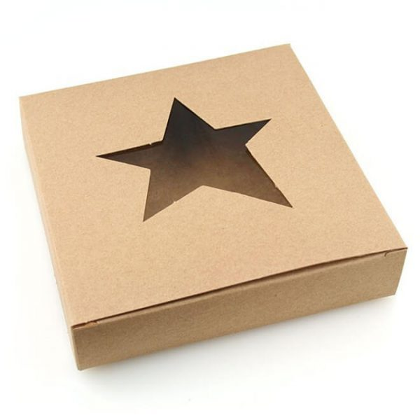 Custom Design Recycle Brown Kraft Paper Soap Packaging Box2