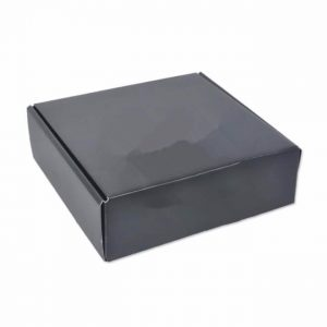 Custom E-Flute Corrugated Paper Box Carton Mail Box1