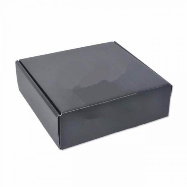 Custom E-Flute Corrugated Paper Box Carton Mail Box1