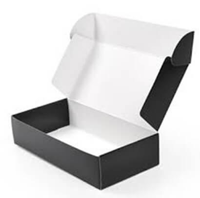 Custom E-Flute Corrugated Paper Box Carton Mail Box2