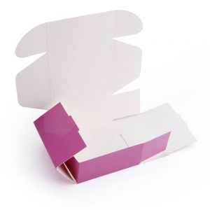 Custom Fashional Packaging Printed Card Paper Box For Perfume Packaging2