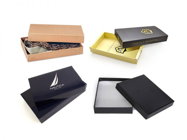 Custom Gift Craft Paper Clothes Packaging Boxes1