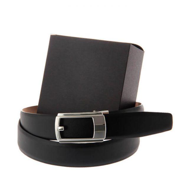 Custom Gift Rigid Cardboard Paper Belt Box Packaging2