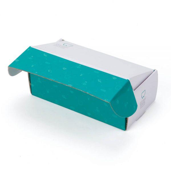 Custom Large Corrugated Flat Luxury Book Shape Packaging Box2