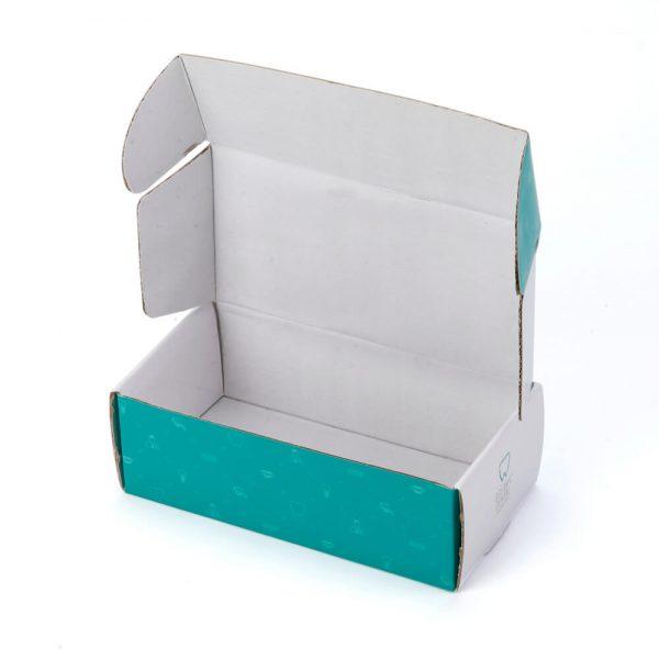 Custom Large Corrugated Flat Luxury Book Shape Packaging Box3