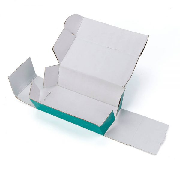 Custom Large Corrugated Flat Luxury Book Shape Packaging Box4