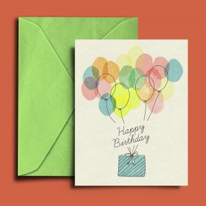 Custom Offset Printing Art Paper Wedding Card For a Party1