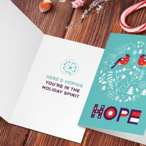 Custom Offset Printing Art Paper Wedding Card For a Party2