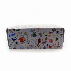 Custom Printing Cardboard Box With Children's Toy Packaging2