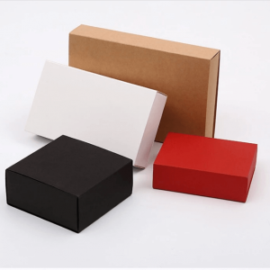 Custom Soap Packaging Box Popular Rectangular Shape Foldable Soap Box1