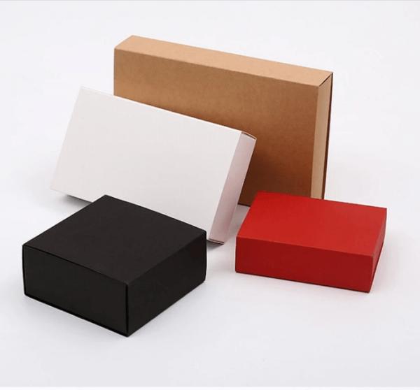 Custom Soap Packaging Box Popular Rectangular Shape Foldable Soap Box1