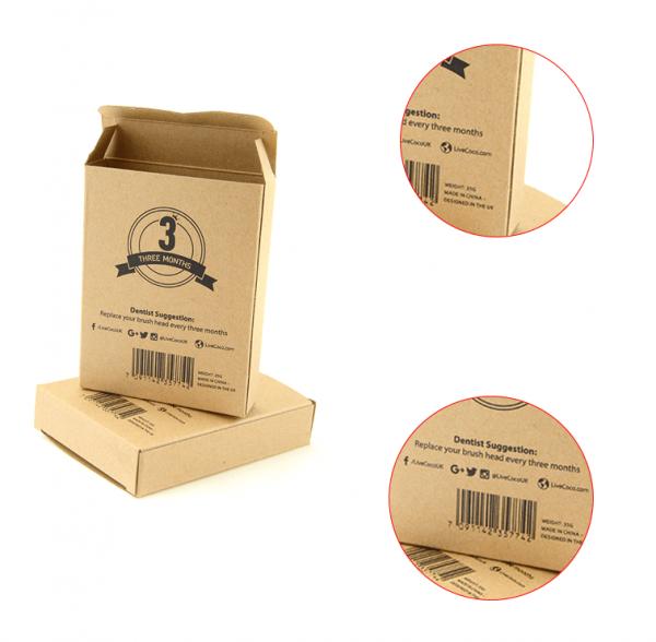 Custom Soap Packaging Box Popular Rectangular Shape Foldable Soap Box3