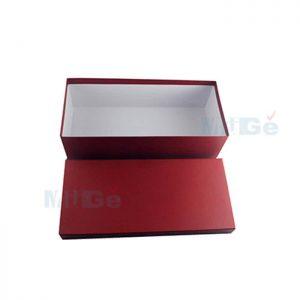 Custom Summer Luxury Shoe Box Recycle Paper Packaging1