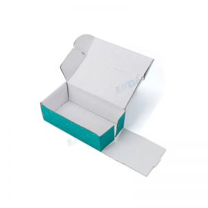 Customized Logo Foldable Paper Carton Shoe Storage Box2