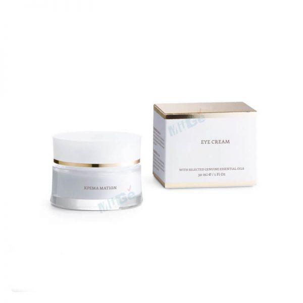Customized Printed Foldable Paper Cosmetic Eye Cream Box1