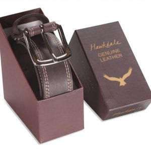 Design Color Printed Paper Gift Box With Belt Packing1