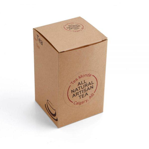 Eco-Friendly Brown Kraft Flexo Printed Daily Necessities Paper Box1