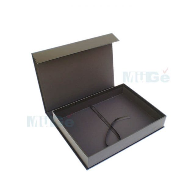 Factory Customized High Quality Cardboard Magnetic Gift Box4