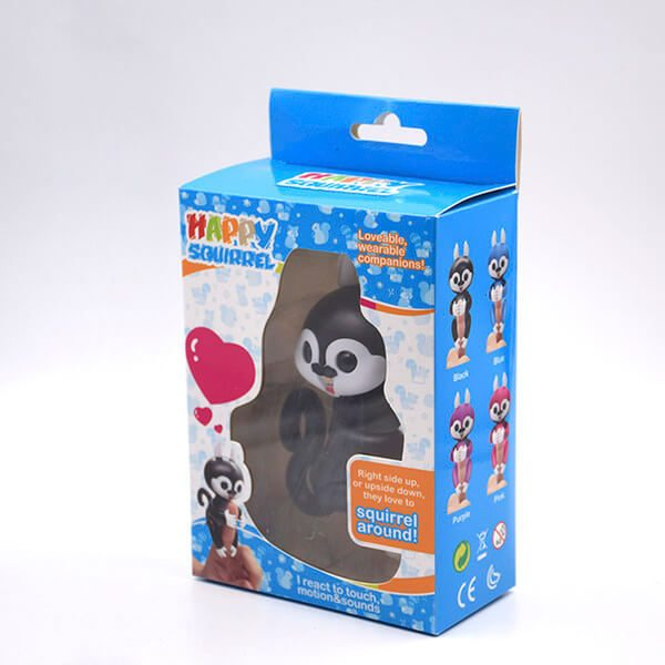 Fancy Printed Corrugated Paper Packaging Plush Toys Box For Girls2