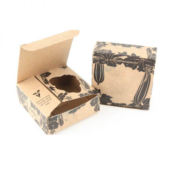 Free Sample Cosmetic Natural Handmade Soap Packaging1