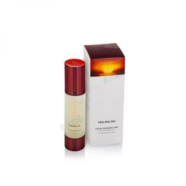 Free Sample Custom White Makeup Eye Cream Packaging Box1