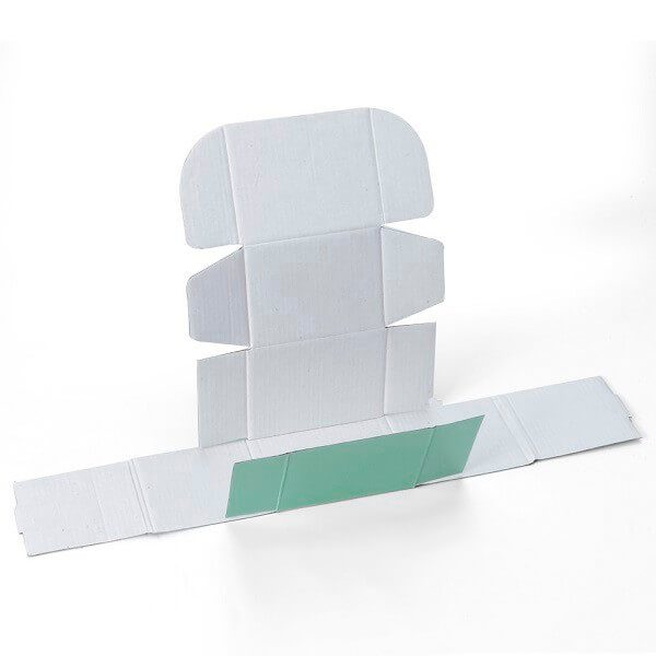 Gift Industrial Use Tucker Glossy Lamination Corrugated Packaging Box2