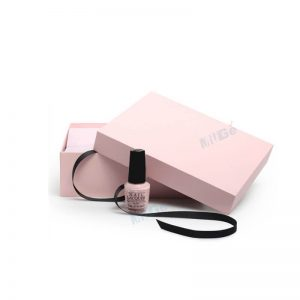 Gift Luxury Paper Packaging Cardboard Nail Polish Box1