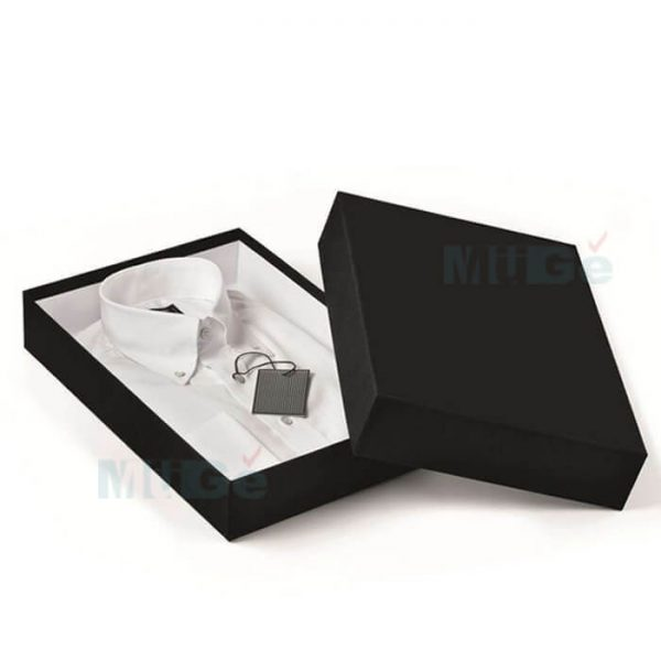 High-End Custom Paper Shirt Packaging Box Wholesale1