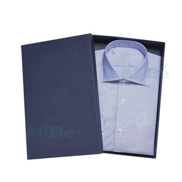 High-End Custom Paper Shirt Packaging Box Wholesale2