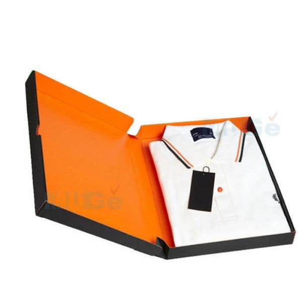 High-End Custom Paper Shirt Packaging Box Wholesale3