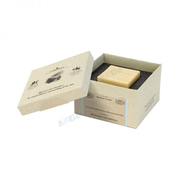 High Quality Custom Paper Luxury Soap Packaging Box2