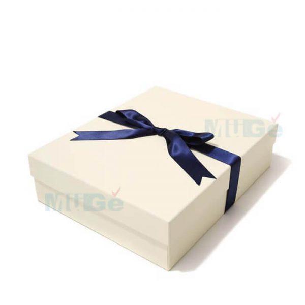 High Quality Customized Luxury Gift Paper Wedding Dress Box1
