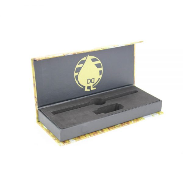 High Quality Luxury Magnetic Closure Vape Pen Packaging Box4